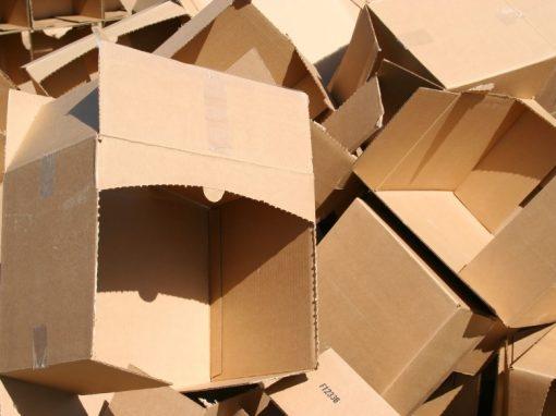 Mutirão do papel & papelão